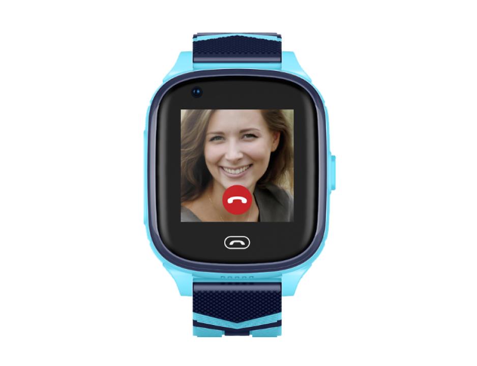 Часы-телефон Jet Kid Vision 4G (голубые) Yota