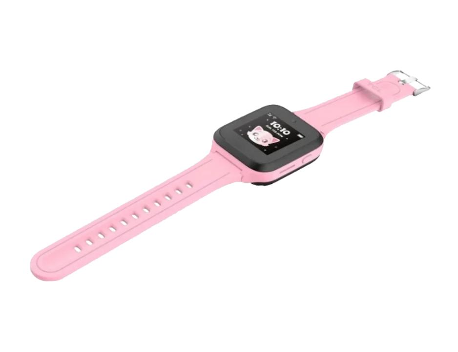 Часы-телефон TCL MT40X (розовые) Yota