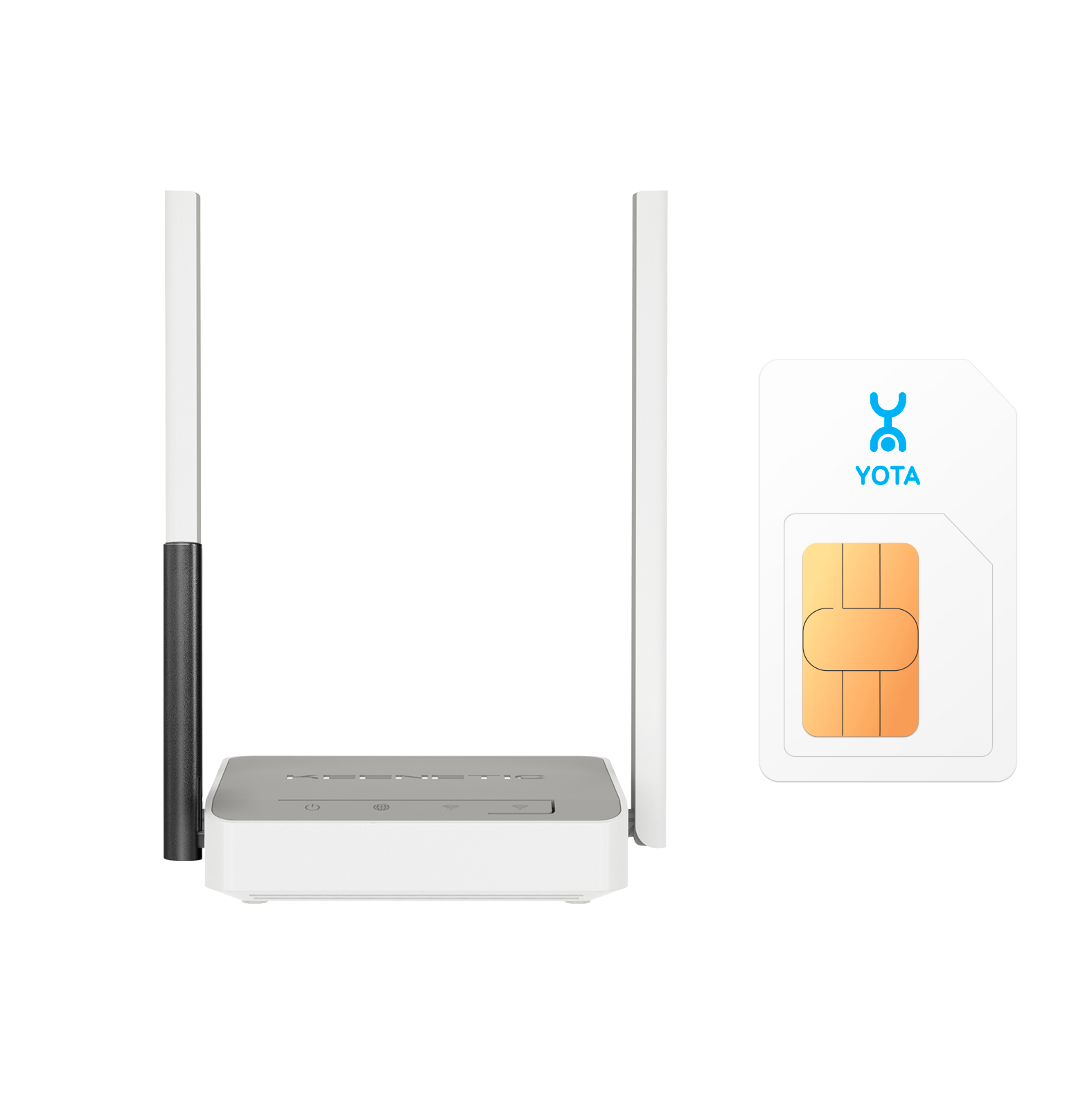 Yota Ready 4G + SIM-карта
